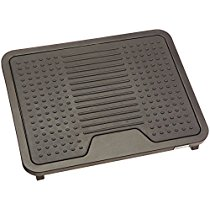 Get Basics Foot Rest – Black at Rs 1229 | Amazon Offer