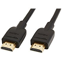 Get Basics High-Speed HDMI Cable, 6 Feet – Supports Ethernet, 3D, 4K video at Rs 369 | Amazon Offe