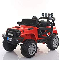 Get Baybee Thaar Battery Operated Ride On Car for Kids with Mus at Rs 14204 | Amazon Offer