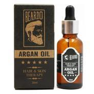Get Beardo ARGAN – Hair & Skin Treatment and Therapy Oil-Moisturizing & Conditioning (30 ml) at Rs