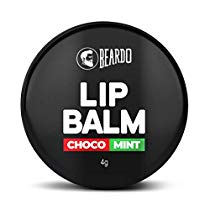 Get Beardo Choco Mint Lip Balm For Men 4g at Rs 225 | Amazon Offer