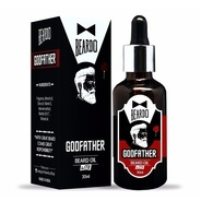Get Beardo Godfather Lite Beard and Moustache Oil - 30 ml at Rs 275 | Amazon Offer