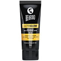 Get BEARDO Ultraglow Face Lotion for Men 100g at Rs 225 | Amazon Offer