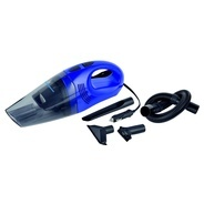 Get Bergmann Hurricane Hi-Power Car Vacuum Cleaner (Blue) at Rs 1199 | Amazon Offer