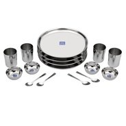 Get Bhalaria Pack of 16 Dinner Set at Rs 489 | Flipkart Offer