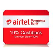 Get Bigbasket Flat 10% Cashback On Minimum Order Rs.1000 On Using Airtel Payments Bank | bigbasket O