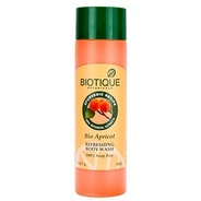 Get Biotique Bio Apricot Refreshing Body Wash, 190ml at Rs 128 | Amazon Offer