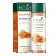 Get Biotique Bio Honey Water Clarifying Toner (120 ml) at Rs 113 | Flipkart Offer