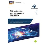 Get BitDefender Total Security for Mobile Latest Version (Android/iOS) - 1 Device, 1 Year (Email Del