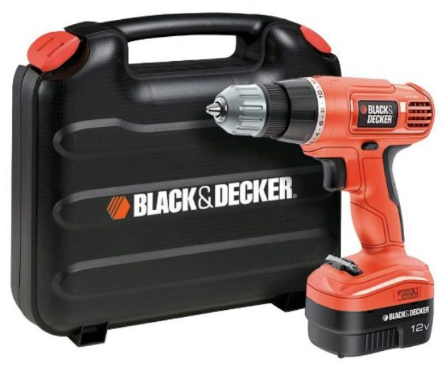 Get Black and Decker EPC12K2 12-Volts Cordless Drill at Rs 3299   Amazon Offer