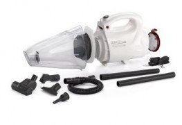 Get Black and Decker VH802 800-Watt Vacuum Cleaner and Blower with 8 Attachment     india at Rs 2499