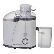 Get Black & Decker JE400 400-Watt Juice Extractor (White) at Rs 2399 | Amazon Offer