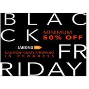 Get Black Friday Sale - Clothing & Accessories Minimum 50% OFF | Jabong Offer