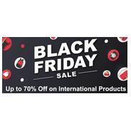 Get Black Friday Sale - International Products Upto 70% OFF | paytmmall Offer