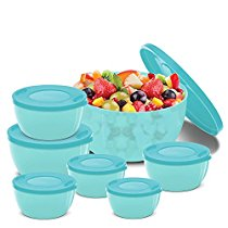 Get BMS GoodDay Storex Fresh Plastic Bowl Package Container, Set of 7 at Rs 332 | Amazon Offer