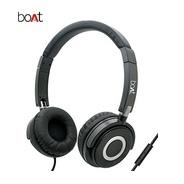 Get Boat BassHeads 900 Wired Headphone with Mic at Rs 799   Amazon Offer