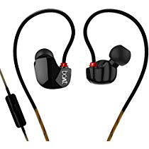 Get boAt Nirvanaa Uno in-Ear Earphones with Mic (Black) at Rs 649 | Amazon Offer