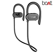 Get Boat Rockerz 265 Sports in-Ear Wireless Earphones (Active Black) at Rs 1899 | Amazon Offer