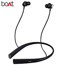 Get Boat Rockerz 275 Sports Bluetooth Wireless Earphone with Stereo Sound and Hands Free Mic (Active