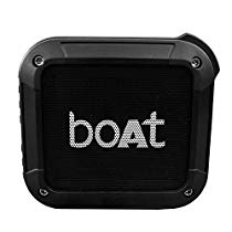 Get Boat Stone 200 Portable Bluetooth Speakers (Black) at Rs 1039 | Amazon Offer