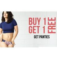 Get Bogo Offers On Panties | Zivame Offer