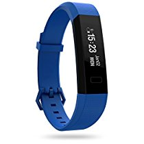 Get Boltt Beat HR Fitness Tracker with 3 Months Personalized Health Coaching (Dazzling Blue) at Rs 1