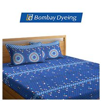 Get Bombay Dyeing Bedsheets At Rs 499 | Amazon Offer