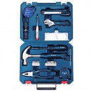 Get Bosch 2.607.002.792 Tool Kit Set (Blue, 66-Pieces) at Rs 1499 | Amazon Offer