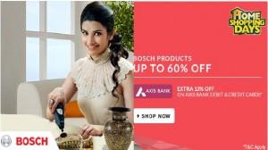 Get Bosch Skill Tools Minimum 40% off  Flipkart at Rs 219 | Bitdefender Offer