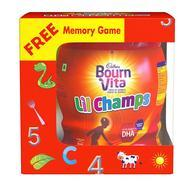 Get Bournvita Lil Champs Jar, 500g with Free Memory Game at Rs 225 | Amazon Offer