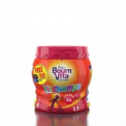 Get Bournvita Little Champs Jar – 200 g with Free  Kindle eBooks Promo at Rs 123 | Amazon Offer