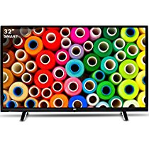 Get BPL 80 cm (32 inches) Stellar BPL080A36SHJ HD Ready LED Smart TV (Black) at Rs 15490 | Amazon Of
