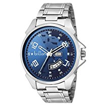 Get BRITTON Analogue Blue Dial Men s Watch at Rs 349  6997f58b8
