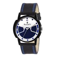 Get Buccachi Analogue Black Dial Mens Watch B-G5006-WB-BK at Rs 188 | Amazon Offer