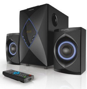 Get Buy Creative High Performance 2.1 E2800 Home Entertainment System (USB Support)     india at Rs