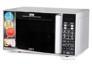 Get Buy IFB 23SC3 23-Litre Convection Microwave Oven      at Rs 7919 | Flipkart Offer
