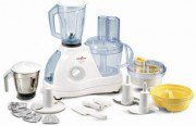 Get Buy Kenstar Food Processor Karishma Classic KFC60W2MDBE      at Rs 3799 | Amazon Offer