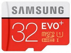 Get Buy Samsung Evo+ 32GB Class 10 micro SDHC Card + Adapter      india at Rs 619 | Amazon Offer