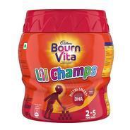 Get Cadbury Bournvita Little Champs Pro-Health Chocolate Health Drink, 500 gm Jar at Rs 231 | Amazon