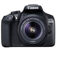 Get Canon EOS 1300D 18MP Digital SLR Camera (Black) with ICICI Bank Card at Rs 19341 | Amazon Offer