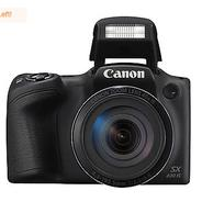 Get Canon PowerShot SX430 IS Point and Shoot Camera(Black 20 MP) at Rs 13899 | Shopclues Offer