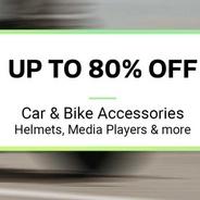 Get Car & Bike Accessories Upto 80% OFF   Flipkart Offer