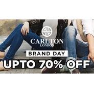 Get Carlton London Footwear Upto 70% OFF   Jabong Offer