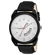 Get CARSON Day And Date Series Analogue Multi_Color Dial Men's Watch(CR1577) at Rs 386 | Amazon Of