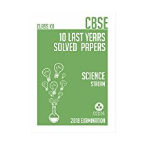 Get CBSE 10 LAST YEARS SOLVED PAPER Class XII (SCIENCE STREAM) at Rs 472 | Amazon Offer