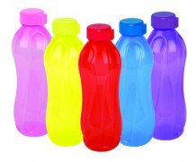 Get Cello Aqua Kool Polypropylene Bottle Set 1.1 Litres 5 Pieces      at Rs 299 | Amazon Offer