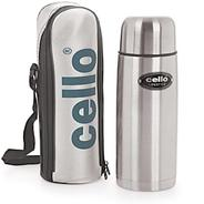 Get Cello Lifestyle 1000 ml Flask (Pack of 1, Silver) at Rs 629 | Flipkart Offer