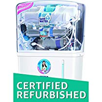 Get (CERTIFIED REFURBISHED) Kent Grand Plus 8-Litre Mineral RO + | etashee Offer