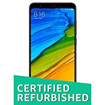 Get (Certified REFURBISHED) Mi Redmi 5 (Black 64GB) at Rs 9599 | Amazon Offer