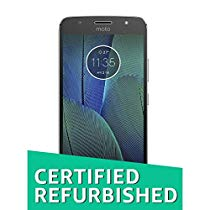 Get (CERTIFIED REFURBISHED) Moto G5S Plus (Grey) at Rs 9199 | Amazon Offer